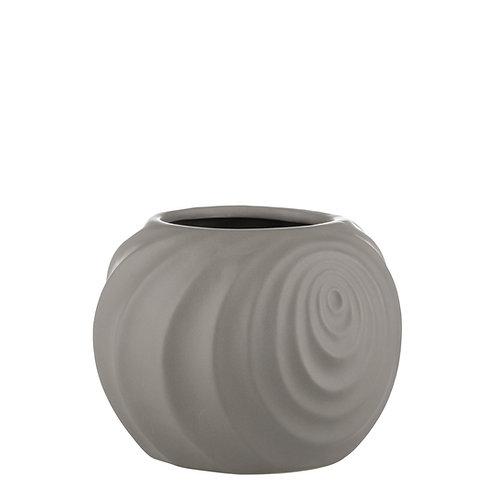 Swirl Flower Pot Driftwood