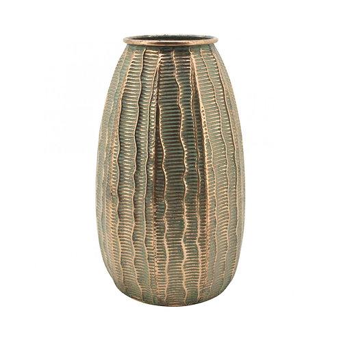 Urn Scarp Antique Gold