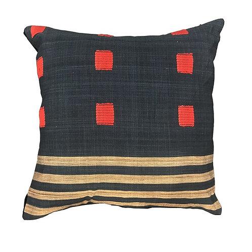 Burma Zi Red Cushion