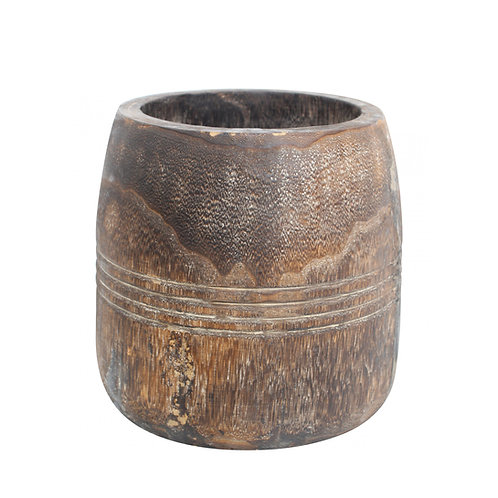 Tub Groove Timber Planter