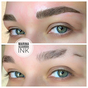 ✨Brow Correction like it never happened?