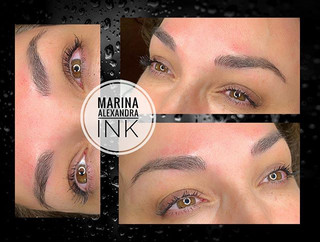 😍 #permanentmakeup #cosmetictattoo #mic
