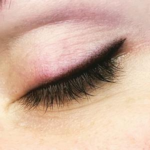 💫Shadow eyeliner💫 #microblading #eyebr