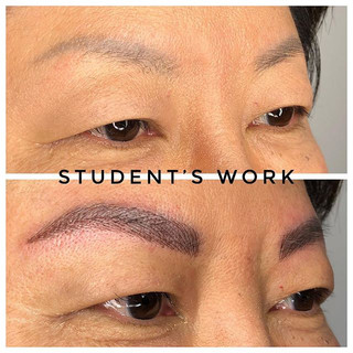 #microblading #eyebrows #microbladingeye