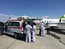 空中救护车 | 中国北京