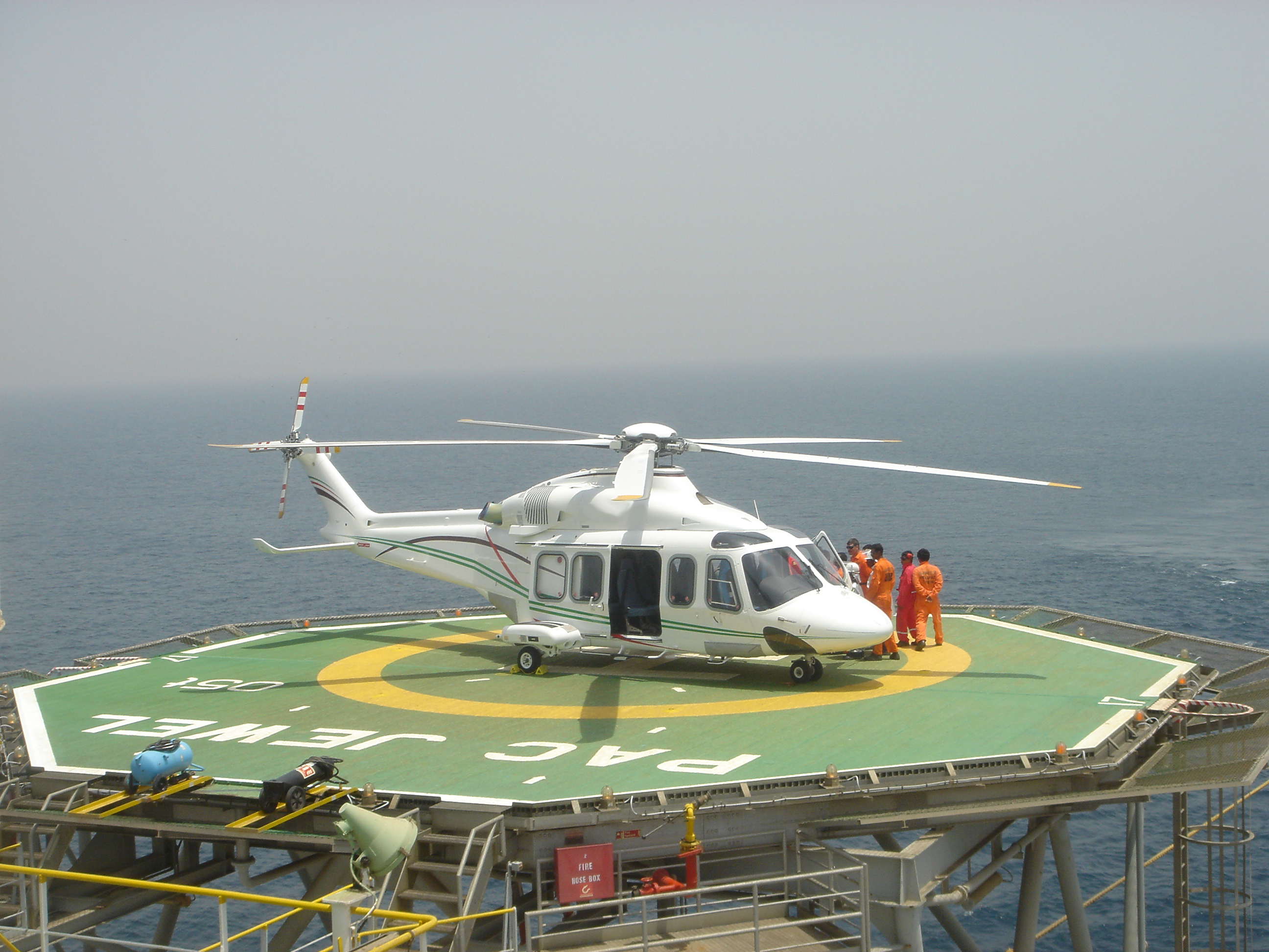 Offshore Services services to the Oil and Gas Industry