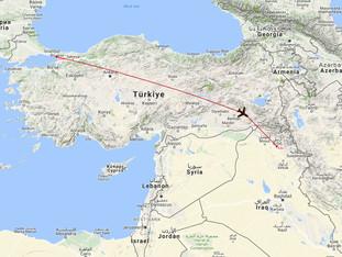 Latest News: Flights into Northern Iraq