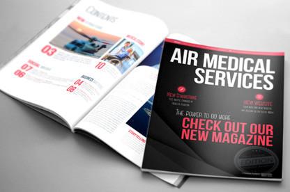 Redstar air ambulance website Intro