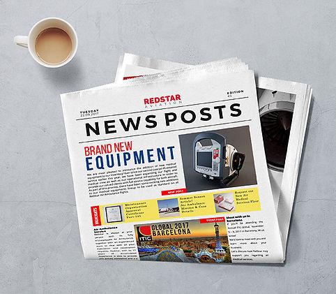 Redstar air ambulance news