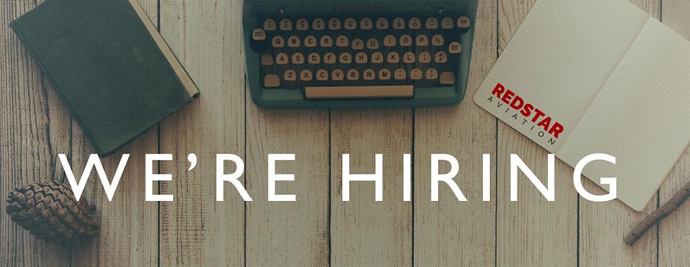 Redstar Job posting