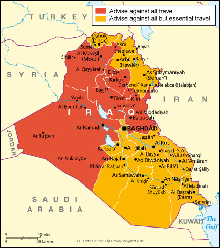 Regional Risk Map