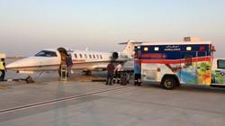 الإسعاف الجوي الإمارات دبي