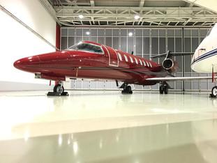 New Learjet 45 XR