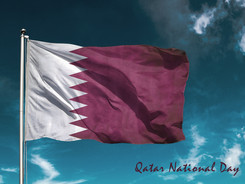 Message of congratulations to Qatar National Day!