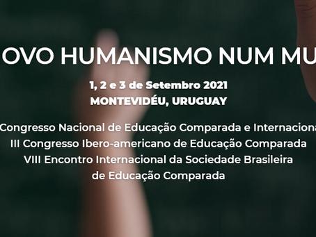 III Congresso Ibero-americano de Educação Comparada. Submissão de resumos alargada até 15 de junho
