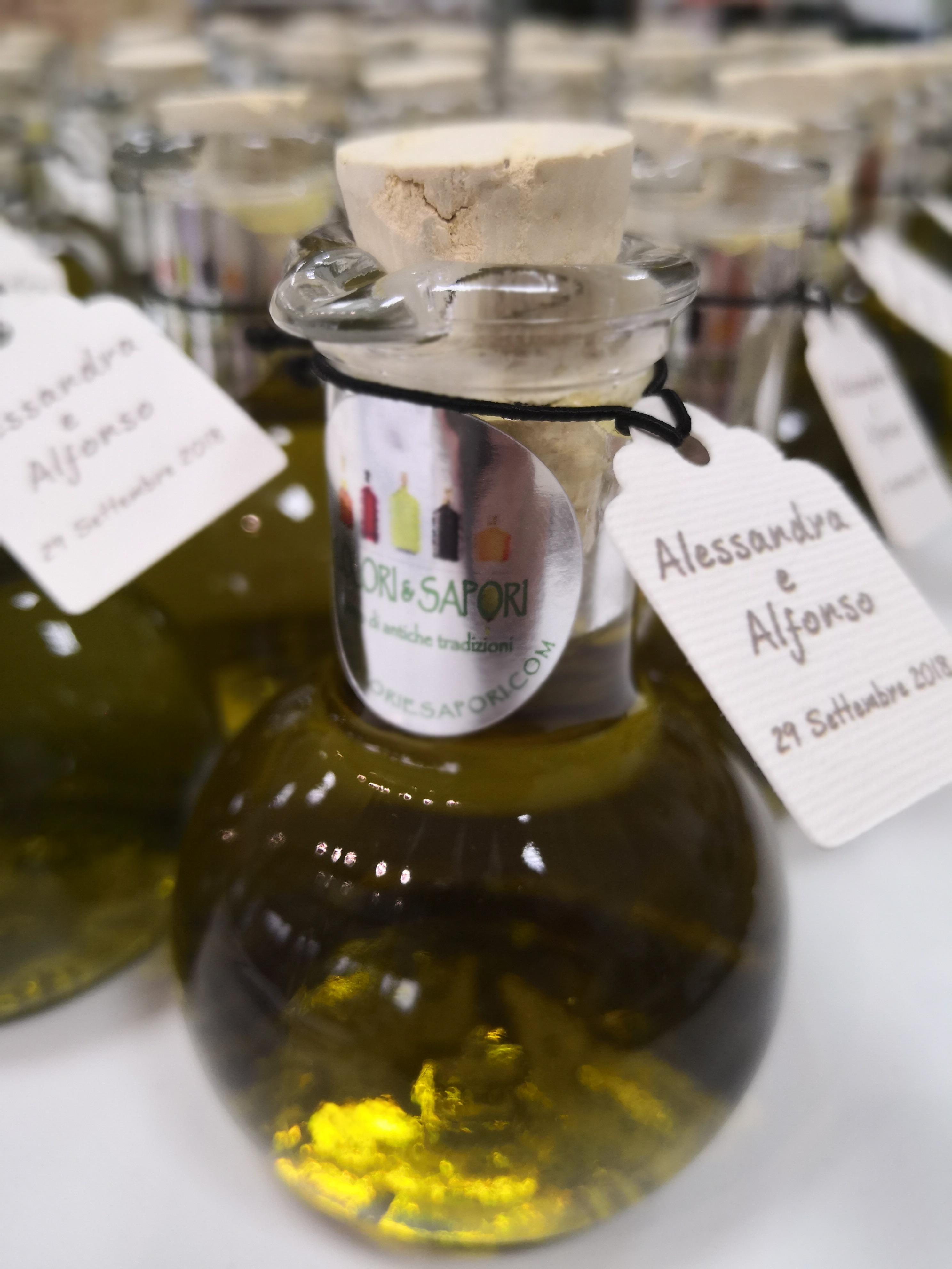 Bottiglietta Balsamico di lampone