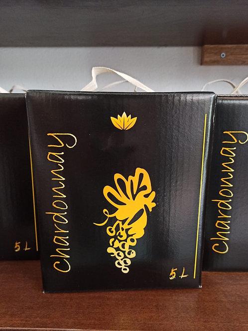 Chardonnay Box da 5 litri