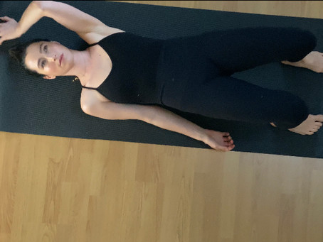 Why Pilates? Is flexible working making you less flexible?