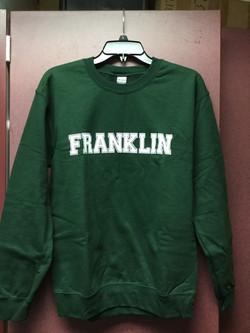 Crew Sweatshirt Green