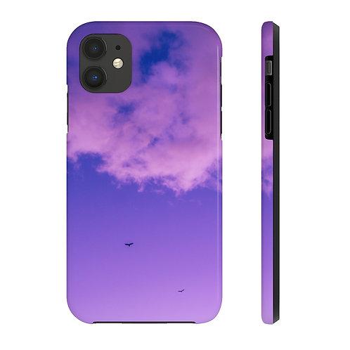 Purple Sky- Case Mate Tough iPhone Case
