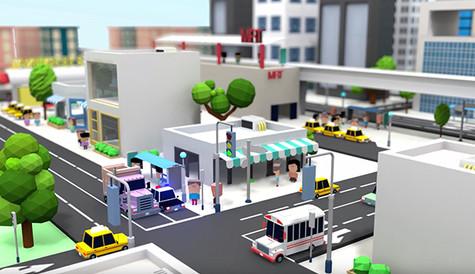 Smart City Animatics
