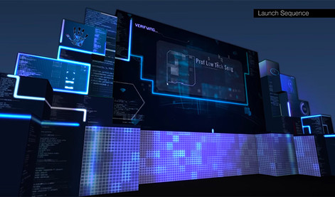 SWITCH 2016 Projection Mapping