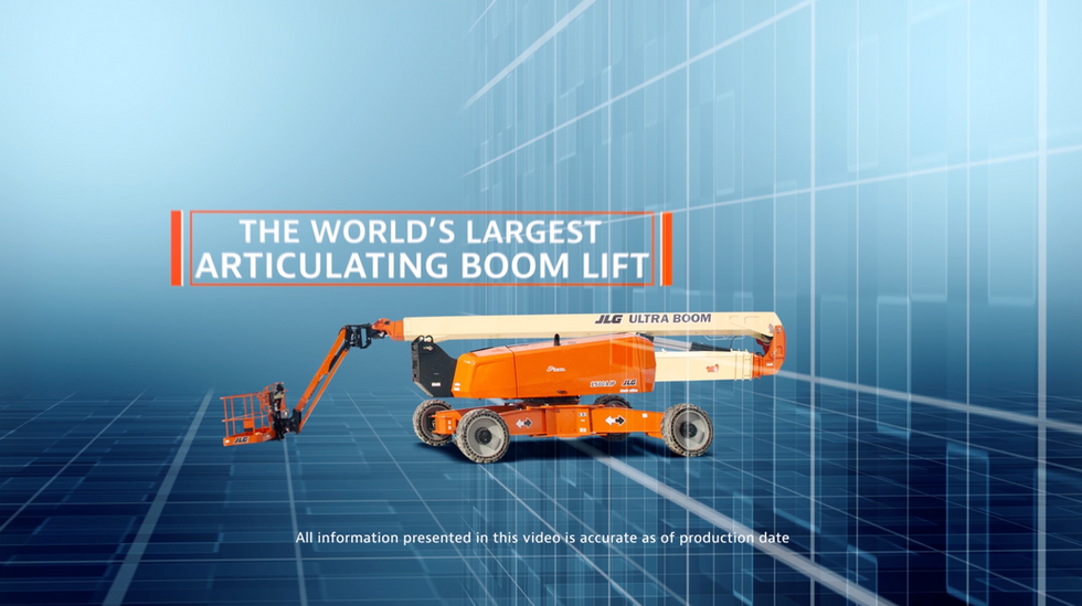 JLG Product Video