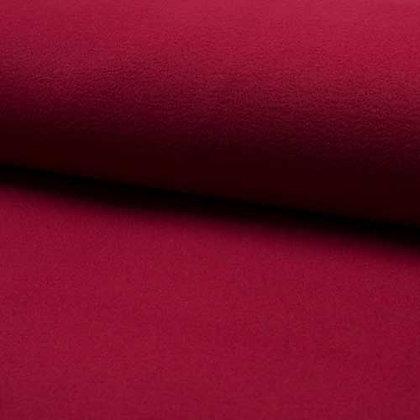 Velours Rouge Bordeaux