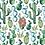 Thumbnail: Coton imprimé cactus