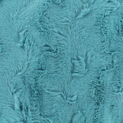 Fourrure Délice Turquoise