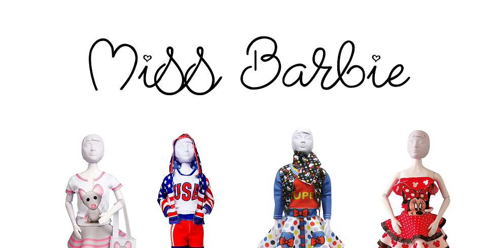 ATELIER COUTURE : Miss Barbie