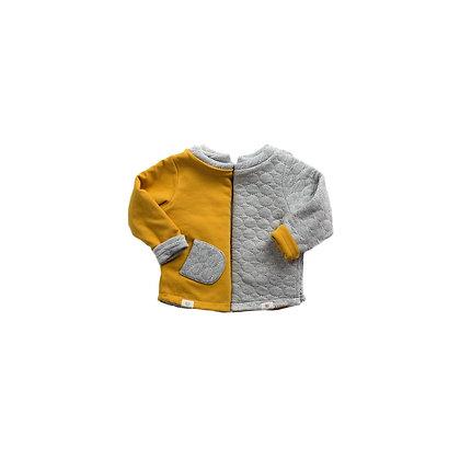 Sweatshirt Bonjour Maurice - modèle Arnaud