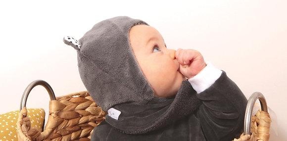 Bonnet Ours bébé - Graine de Moutarde