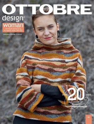 Ottobre Design Femme Automne/Hiver 5/2020