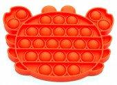 Pop It Fidget Toy Game - Crabe