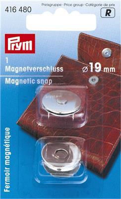 Fermoir magnétique 19mm PRYM