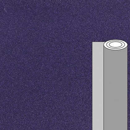 Coupon tissu pailleté violet