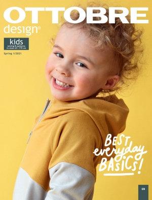 Ottobre Design Enfants Printemps 1/2021
