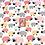 Thumbnail: Coton imprimé moutons