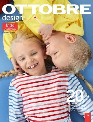 Ottobre Design Enfants Eté 3/2020