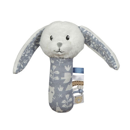 Little dutch - hochet lapin adventure blue