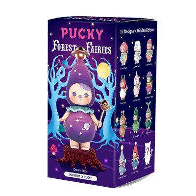 Pucky Forest Fairies 1 pièce (modèle aléatoire)