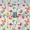 Thumbnail: Popeline de coton imprimée papillons