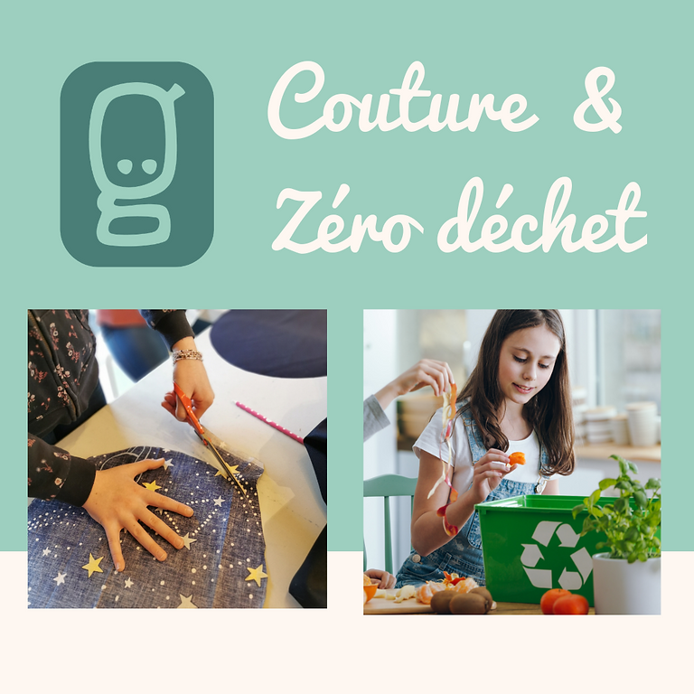 Stage Couture & Zéro déchet
