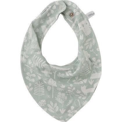 Little dutch - bavoir bandana adventure mint