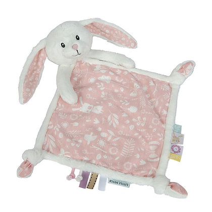 Little dutch - doudou lapin adventure pink