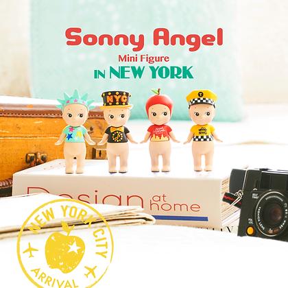 Sonny Angel Série New york 4 pièces