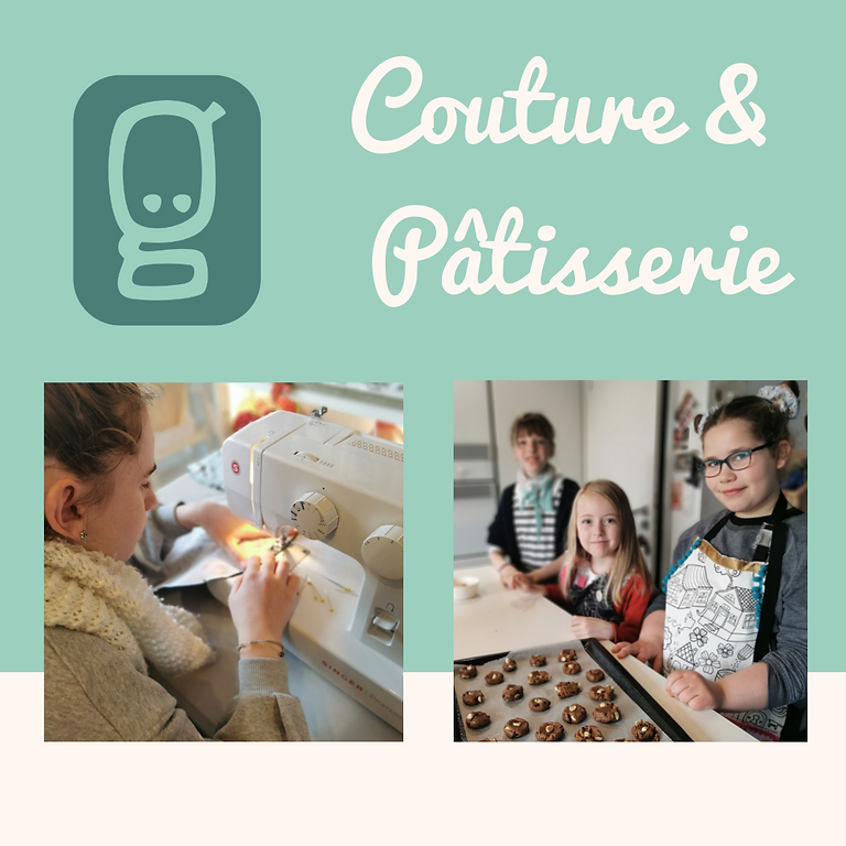 Stage Couture & Pâtisserie