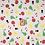 Thumbnail: Jersey de coton imprimé fruits