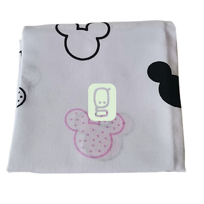 Coupon Mickey fond blanc